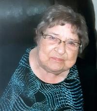 Dorothy Delcia Folkes Feener avis de deces  NecroCanada