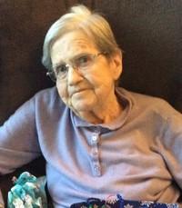 Lucy Gwendlyn Creaser avis de deces  NecroCanada