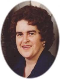 Charlotte Gladys Legge avis de deces  NecroCanada