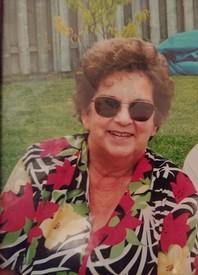 Irene Crawford avis de deces  NecroCanada