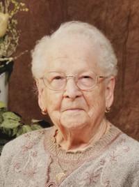 Mme Annette Lalonde Poirier avis de deces  NecroCanada