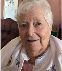 Violet Mary Vi Stanton Giroux avis de deces  NecroCanada