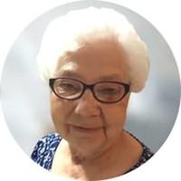 Margaret Lydia Thronberg avis de deces  NecroCanada