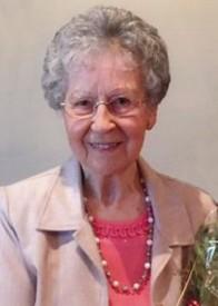 Mme Simonne Lacharite Evangeliste avis de deces  NecroCanada