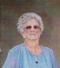 Dora Deane Elkins avis de deces  NecroCanada