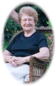 J Elizabeth Hogg avis de deces  NecroCanada