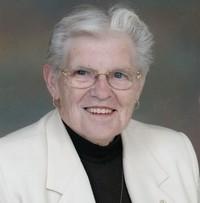 Anne Elizabeth Betty Burnett avis de deces  NecroCanada