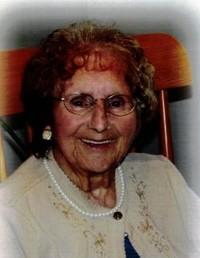Doris LeBlanc avis de deces  NecroCanada