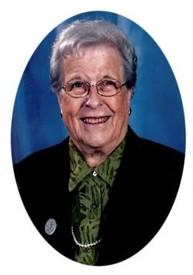 Jeanette Christine Messer avis de deces  NecroCanada