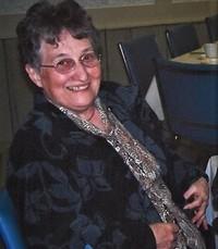 Iris Moulton avis de deces  NecroCanada