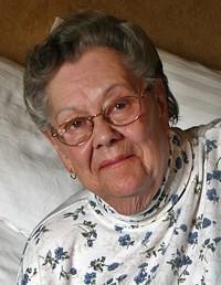 Mildred Marion Alexander avis de deces  NecroCanada