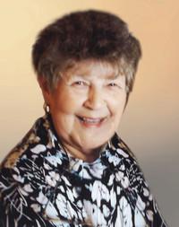Mme Ursule Tremblay VILLENEUVE avis de deces  NecroCanada
