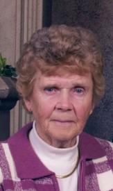 Edna Mary Welsh Bridges avis de deces  NecroCanada