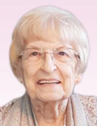 Lillian Ouellette avis de deces  NecroCanada