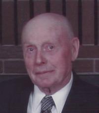 Elmer Dennison avis de deces  NecroCanada