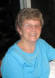 June Georgina Kingshott avis de deces  NecroCanada