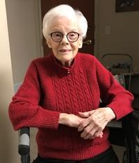 Lillian Mae Rasmussen avis de deces  NecroCanada