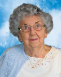 Phyllis Agnes Mosher June 16 1925 – September 6 2019 avis de deces  NecroCanada