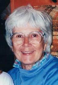 Annetta Nan Robinson avis de deces  NecroCanada