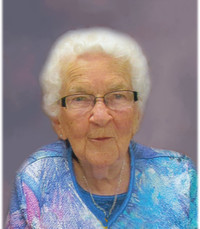 Betty Robertson avis de deces  NecroCanada