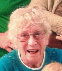 Eleanor Ruth St Amand Jackson avis de deces  NecroCanada