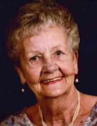 Joyce Irene Flower avis de deces  NecroCanada