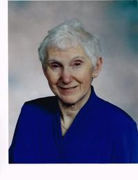 Ruth McBride avis de deces  NecroCanada