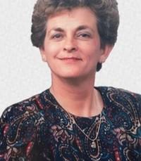 Shirley Doreen Greer avis de deces  NecroCanada