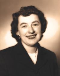 Shirley Edith Anna Rose avis de deces  NecroCanada