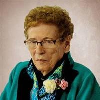 Dona Josephine Thrower avis de deces  NecroCanada