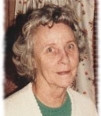 Doris Jean Knox Dickson avis de deces  NecroCanada
