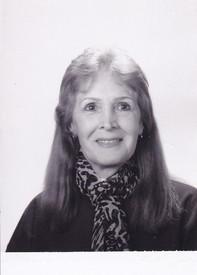 Rodrigue Geraldine LeBlanc avis de deces  NecroCanada