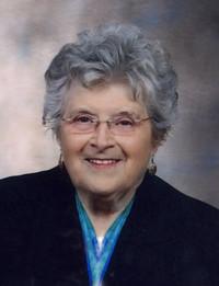 Eileen Minnie Buchanan Milne avis de deces  NecroCanada