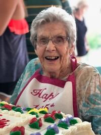 Gladys Towriss avis de deces  NecroCanada