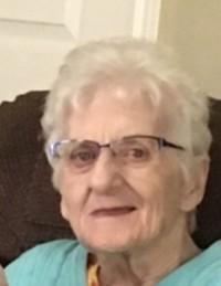 Marjorie Ida Loder avis de deces  NecroCanada