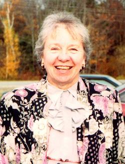 Alice Mae Harding avis de deces  NecroCanada