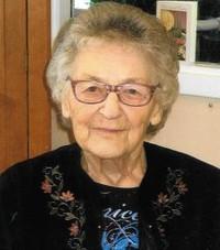 Dorothy Pearl Joudrey avis de deces  NecroCanada