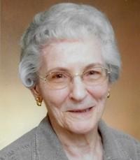 Evelyn Mary Mahood Savage avis de deces  NecroCanada
