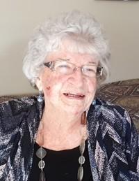 Marjorie Mellor Peterson avis de deces  NecroCanada