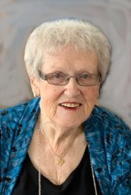 Mme Jeannine Charette Blais avis de deces  NecroCanada