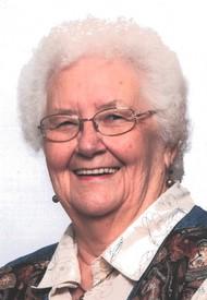 Patricia Mae Dalzell Barnes avis de deces  NecroCanada