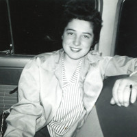 Patricia Pat Ruth Ware Humbke avis de deces  NecroCanada