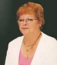 Ruth Elizabeth Newman avis de deces  NecroCanada