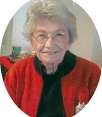 Elda Frances McLaren Leonard avis de deces  NecroCanada