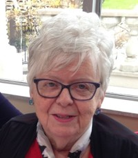 Mary Jean Hanbury Brown avis de deces  NecroCanada