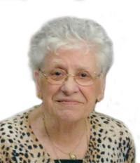 Mme Georgette Gaudet avis de deces  NecroCanada