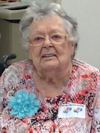 Mme Rita Sauve avis de deces  NecroCanada