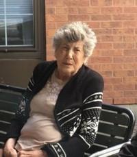 Audrey Alma Loucks McDonaugh avis de deces  NecroCanada