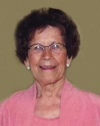 Bertha Godin avis de deces  NecroCanada