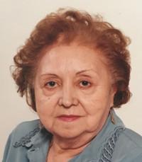 Brigida Yolanda Trigo de Davila avis de deces  NecroCanada